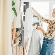 5 ways to create a sustainable wardrobe