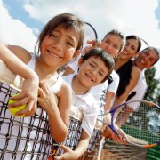 4 ways to get kids excited about tennis