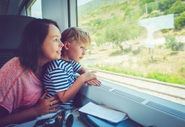 5 ways to save when travelling by train