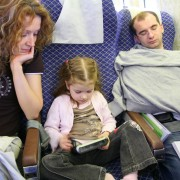 How to survive a flight with kids and keep your sanity