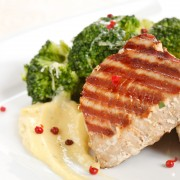 2 heart-healthy fish dishes