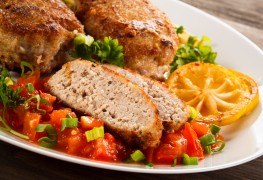 Moist melt-in-your-mouth turkey meatloaf