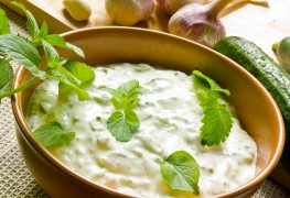 Delicious dips: homemade tapenade and tzatziki recipes