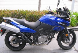 What size motorcycle is best for urban riding?