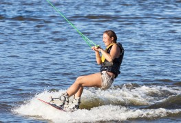 Make waves when you buy a new wakeboard