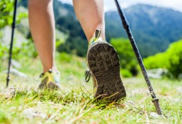 Walking for good health: how to buy the right equipment