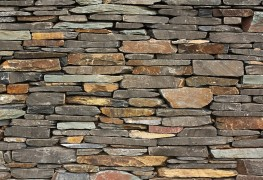 3 easy basics for a dry-stone wall