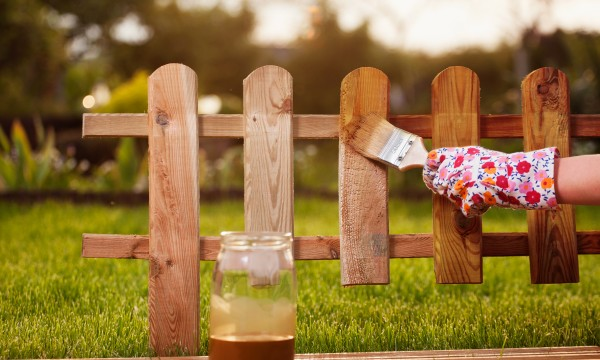 Wood: waterproofing your deck and making fire starters