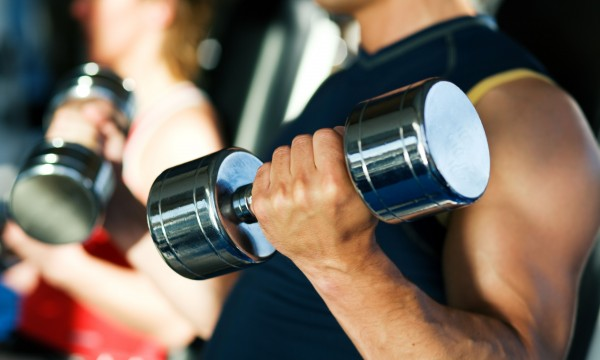 6 exercises to start weight training
