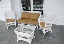 6 tips for wiping & washing wicker