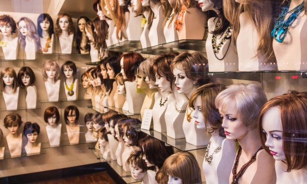 Wonderful tips for cleaning wigs