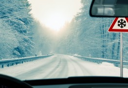 Tips for safer winter driving and shovelling