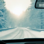 Learning to drive in winter weather