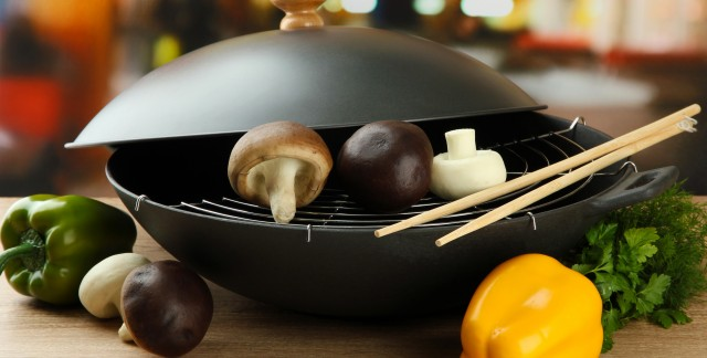 Tried and tested tips for seasoning a new wok