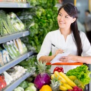Healthy secrets of frequent grocery shoppers