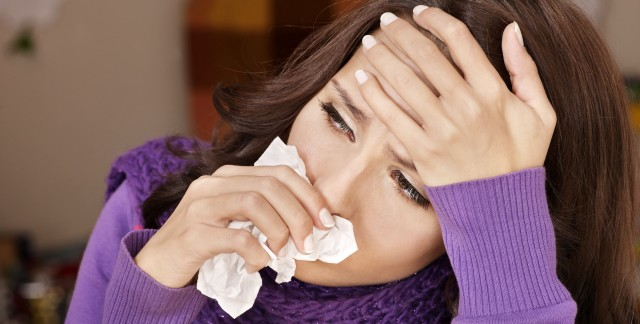 Helpful food advice to battle colds and flu