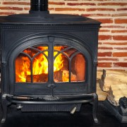 Safety tips for cleaning a wood-burning stove