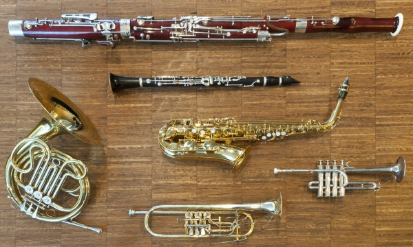 How to clean brass and woodwind instruments