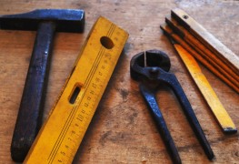 8 tools for working with metal and wood