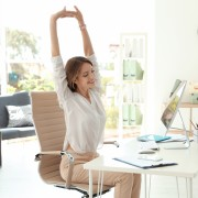 9 easy stretches to combat work-from-home aches and pains