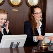 Why becoming a hotel concierge may be the right career move