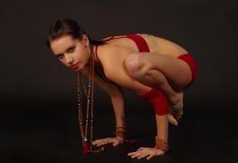 The top 4 most difficult yoga poses in the world