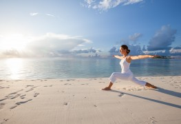 The most effective yoga moves for figure skaters