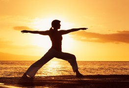 4 yoga poses for stress relief