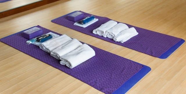 4 things to look for when buying a yoga mat