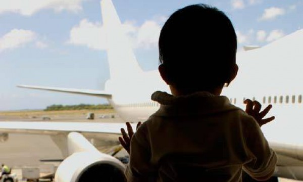 Preparation and precautions to take when travelling with young children