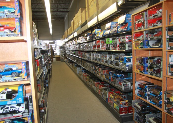 Diecast depot ltd edmonton business story for Auto decoration shops in rawalpindi