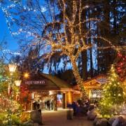 10 endroits féériques où voir les lumières de Noël à Vancouver