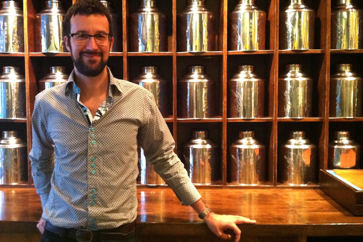 Maison de th camellia sinensis montr al portrait de l entreprise - Ouvrir un salon de the chicha ...
