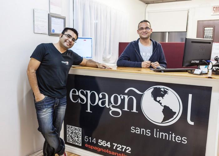 Espagnol Sans Limites - Cours d'espagnol, cours de groupe, cours privés, cours corporatifs, voyages d'immersion