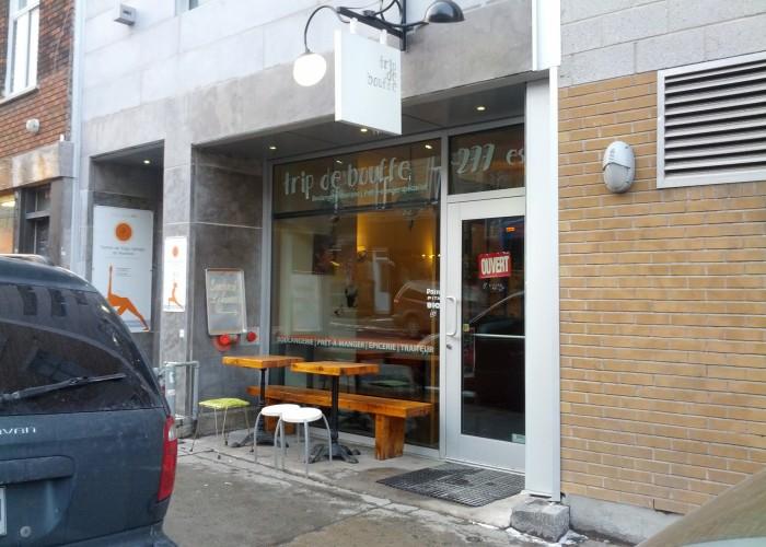 Trip de Bouffe : salades, soupes, trempettes, pain pita, pâtisseries, restauration, cuisine libanaise, plats à emporter, épicerie, plats chauds, sandwichs libanais