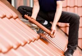 Comment rapiécer la toiture