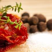 Tomates séchées au soleil maison