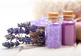 Peau radieuse : faites vos sels et huiles de bain