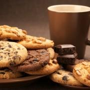 Biscuits moelleux à l'avoine et aux raisins secs