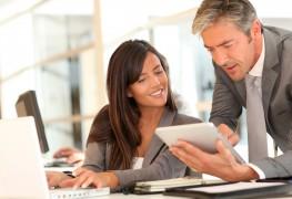 Les 3 secteurs employant le plus d'assistants personnels