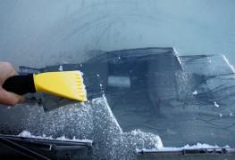 Prévenir les problèmes de voiture glacée en hiver