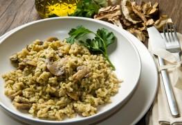 2 recettes de risotto végétariens que vous adorerez
