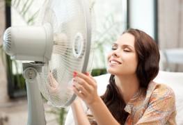 Un ventilateur propre pour respirer de l'air pur