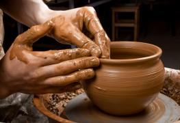 Poterie pour les débutants: prenez soin de votre argile