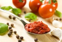 Recette de concentré de tomate