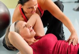 Conseils d'entraînement pour les personnes âgées