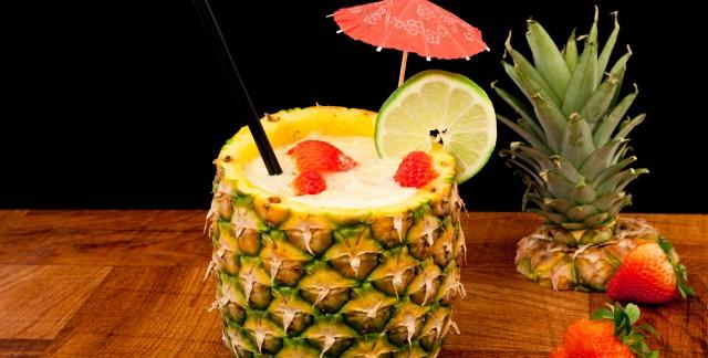 Comment préparer un piña colada tropical