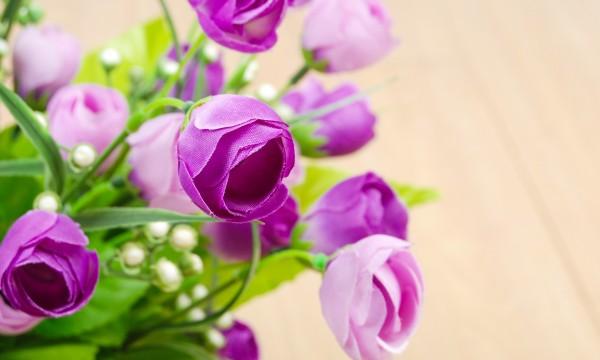 De beaux bouquets enbac en 5 étapes faciles