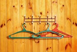 11 idées ingénieuses pour maximiser la place pour vos vêtements