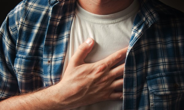 symptome crise de coeur